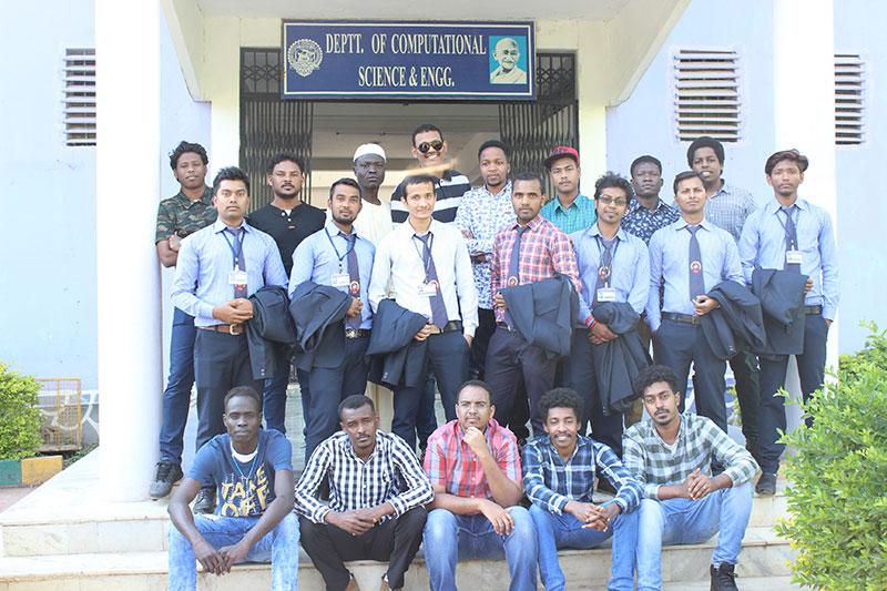 International Alumni