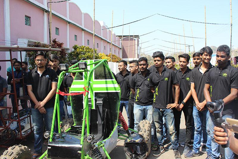 DEPT. OF Mechanical Engineering