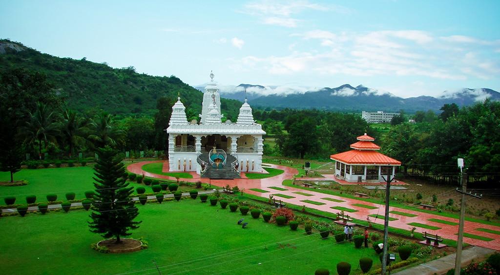 GIETU Temple