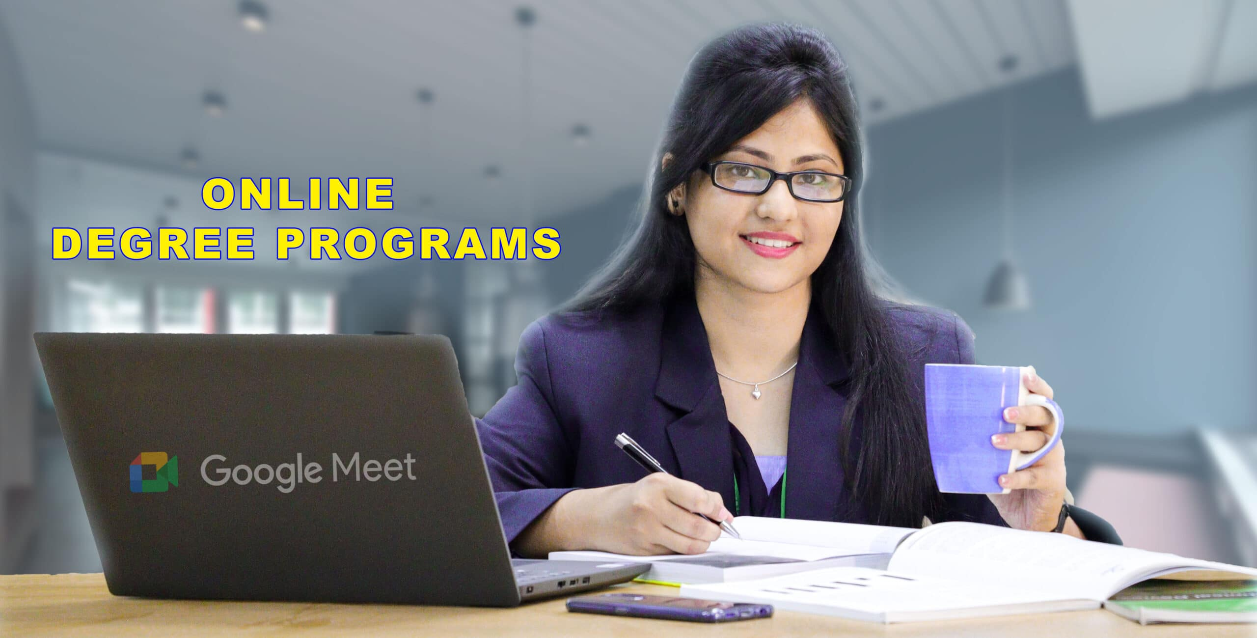 PROS AND CONS OF ONLINE DEGREE PROGRAMS