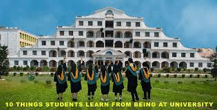 10 Things Students Learn From Being at University